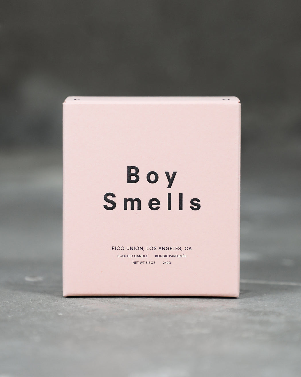Boy Smells:Cedar Stack – Candle,ANOMIE