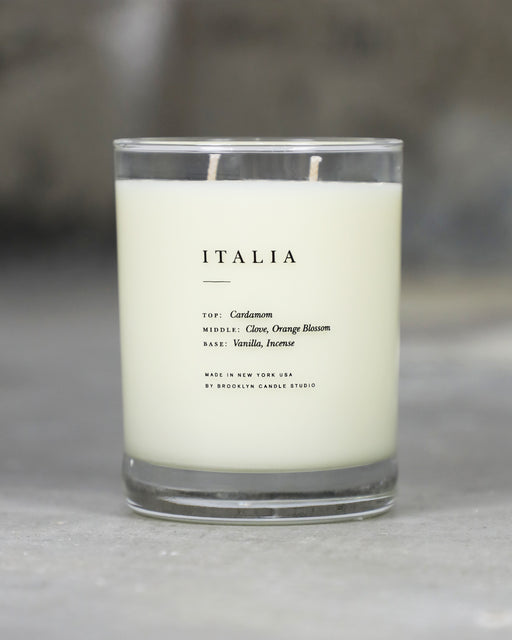 Brooklyn Candle Studio:Italia – Candle,ANOMIE