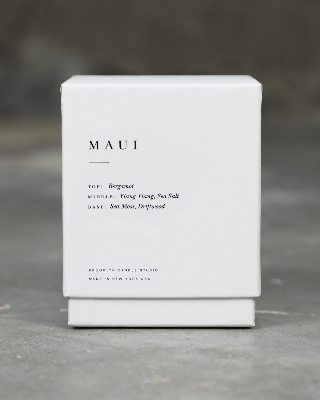 Brooklyn Candle Studio:Maui – Candle,ANOMIE