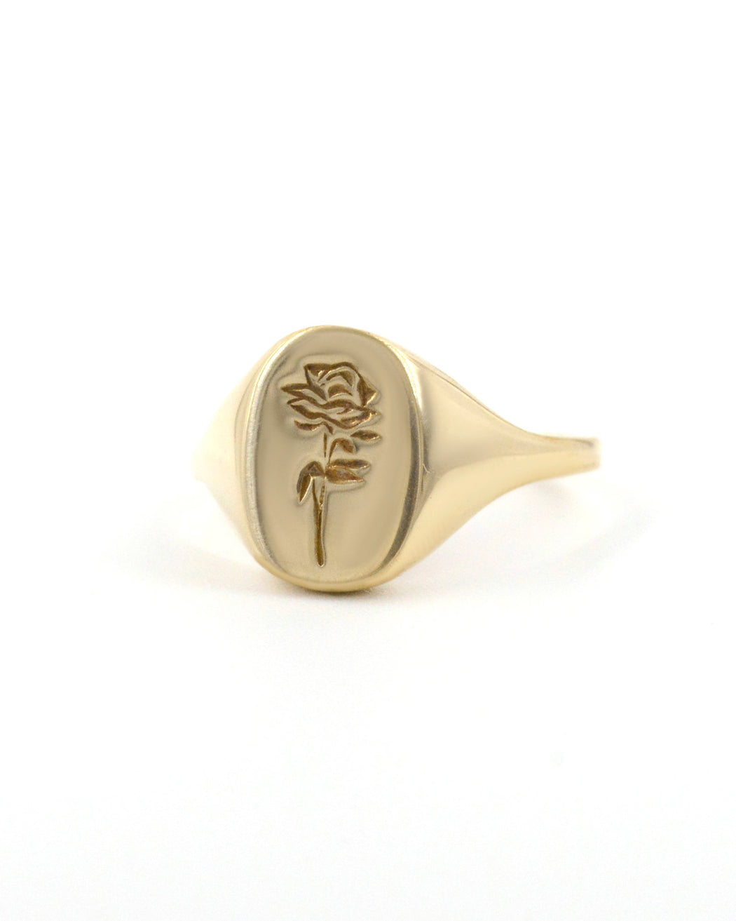CLAUS:Rose Signet Ring,ANOMIE