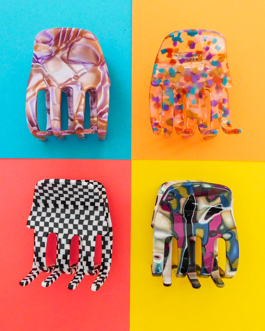 Jumbo Claw – Assorted Colors