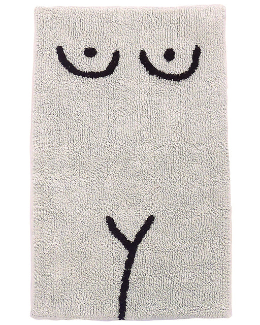 Private Parts Bathmat – Torso