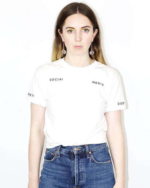 Social Media Anxiety Disorder Tee