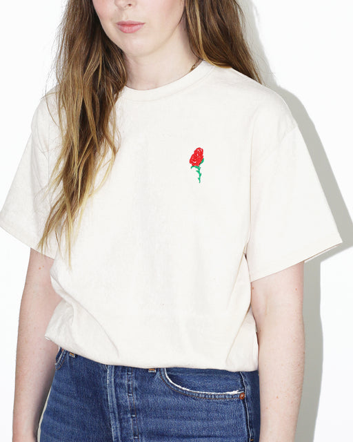 Double Trouble Gang:Rose Tee,ANOMIE
