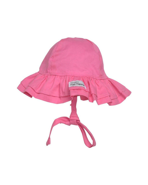 UPF 50+ Double Ruffle Hat – Candy Pink