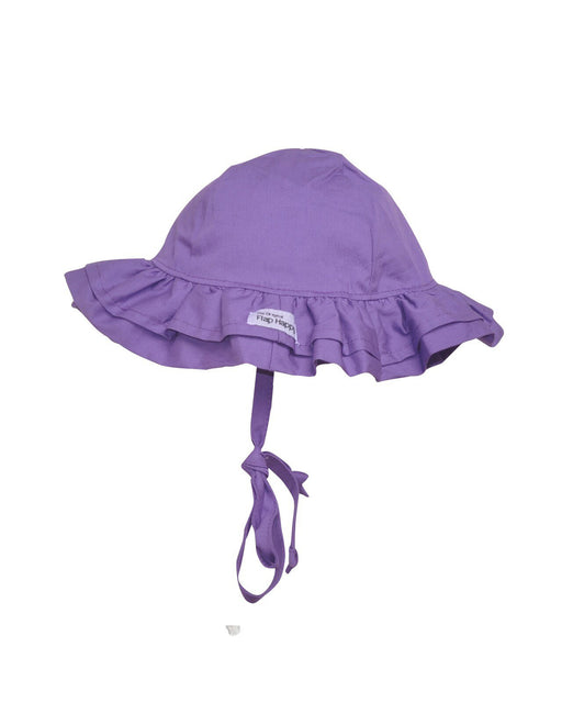 UPF 50+ Double Ruffle Hat – Purple