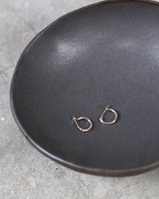 GJENMi:NY Hoop Earring,small | BACKORDERED / single