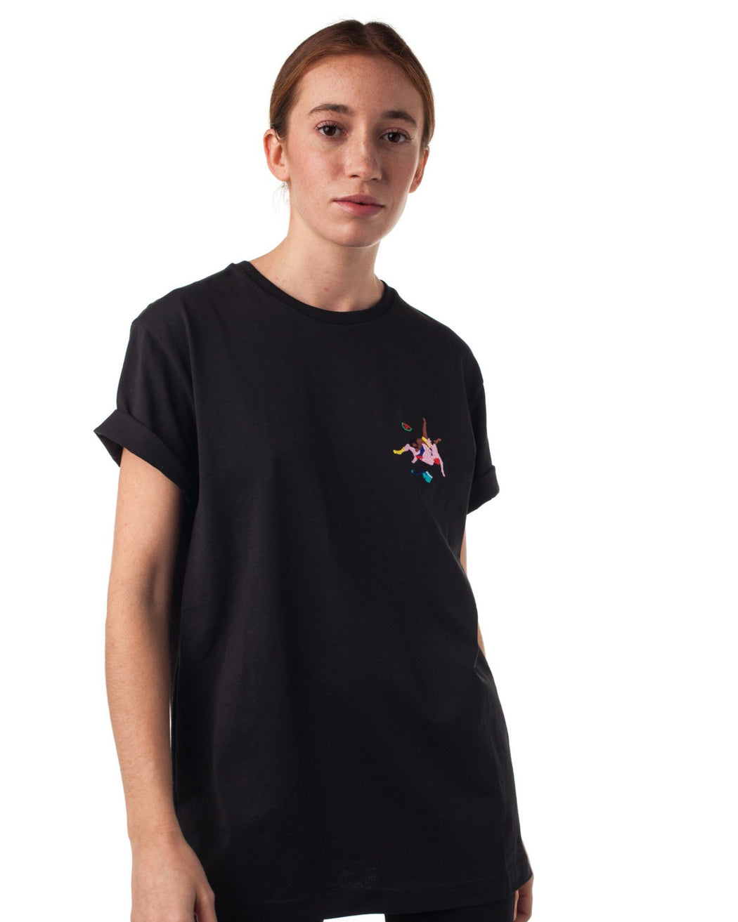 The Third Bi-Mension – Embroidered T-Shirt