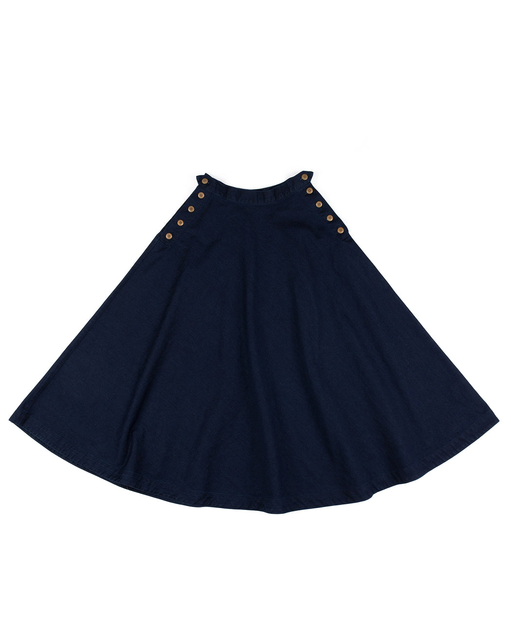 Ilana Kohn:Lindy Skirt – 11oz Denim,ANOMIE