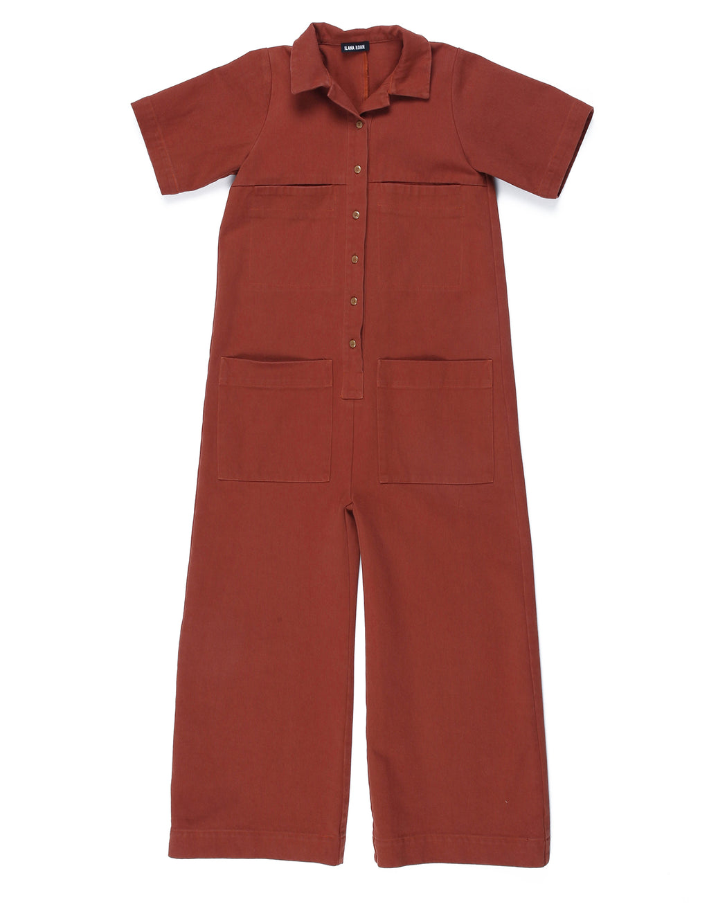Mabel Coverall – Terra