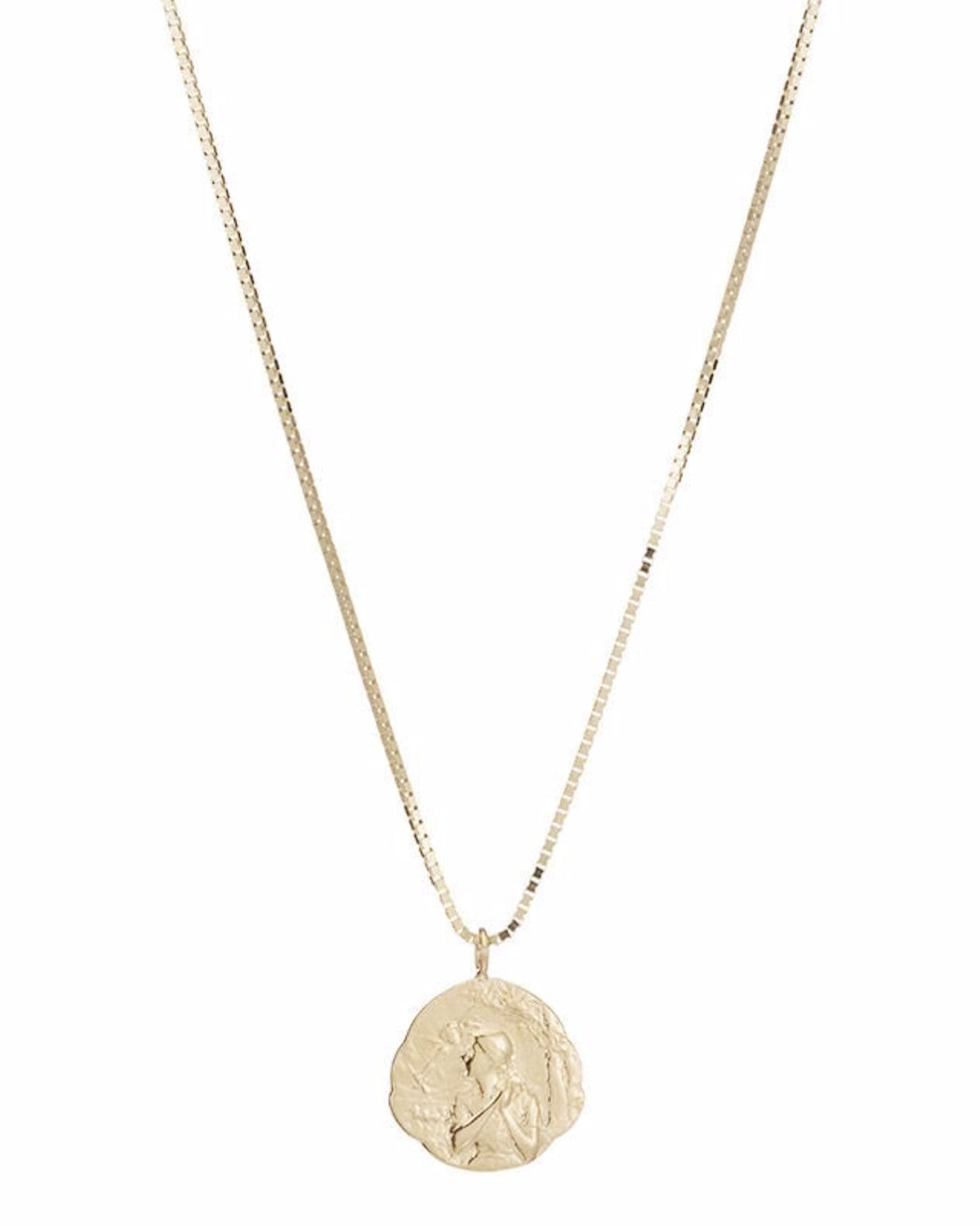 Communion by Joy:Joan the Warrior Necklace,ANOMIE