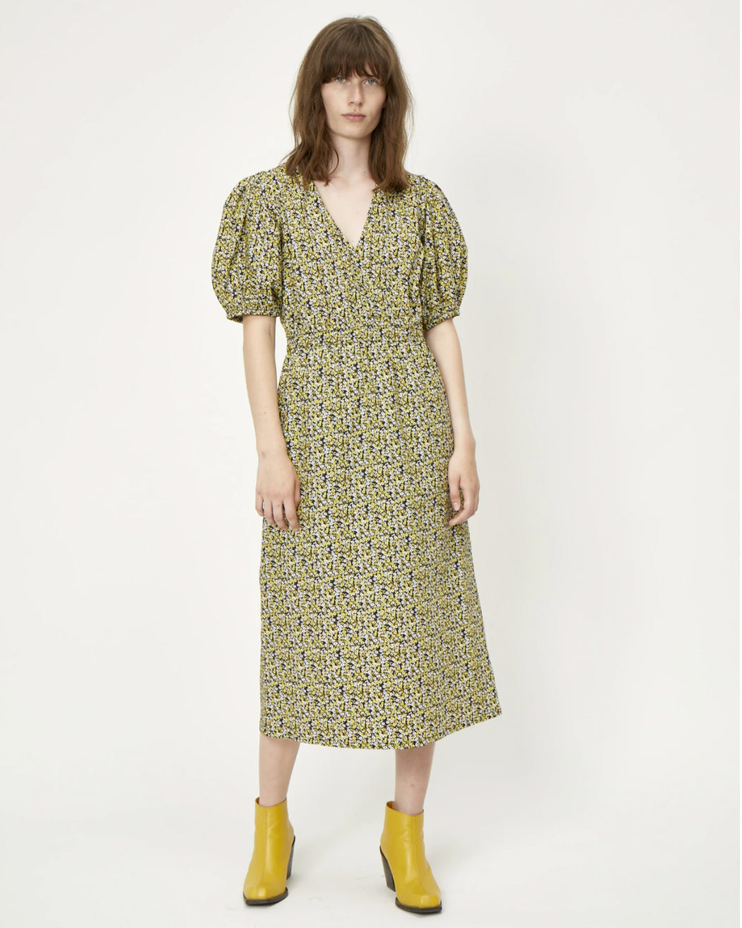 Just Female:Dove Dress,ANOMIE