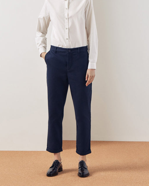 KOWTOW:Edition Pant – Navy,ANOMIE