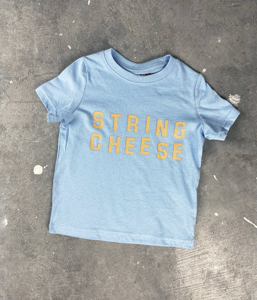 String Cheese Kid's Tee