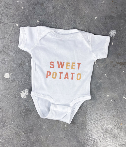 Sweet Potato Bodysuit