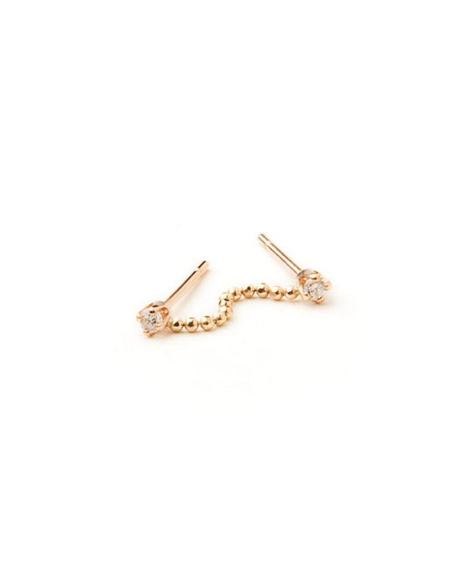 Winden:Laidley Earring – Diamond,ANOMIE