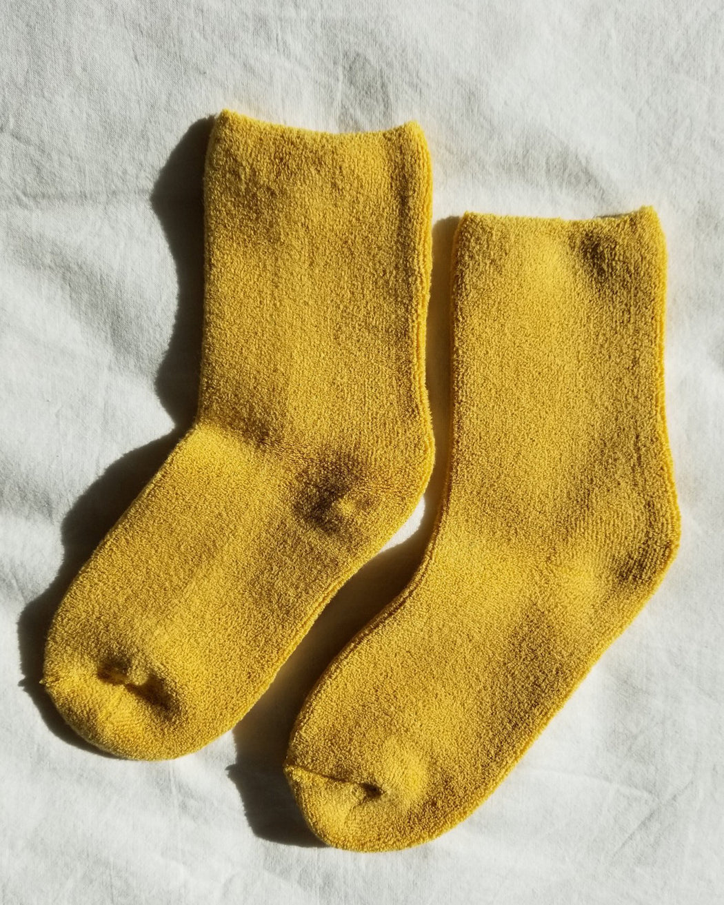 Cloud Socks – Honey