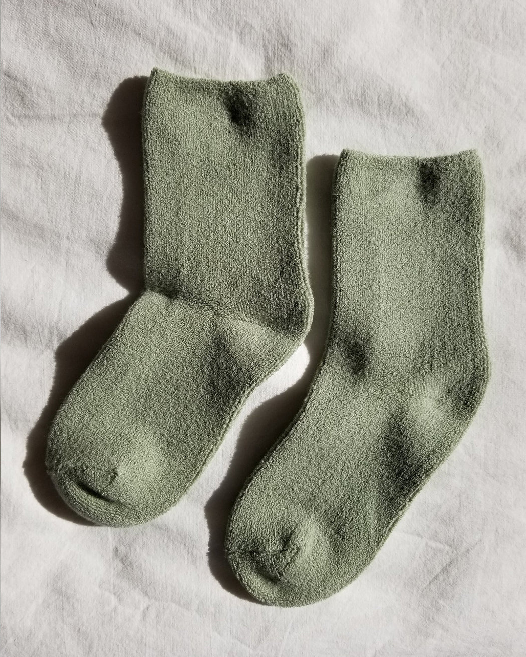 Cloud Socks – Matcha