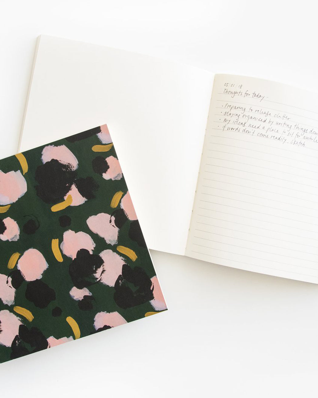 Our Heiday:Thought Jotter – Camelia,ANOMIE