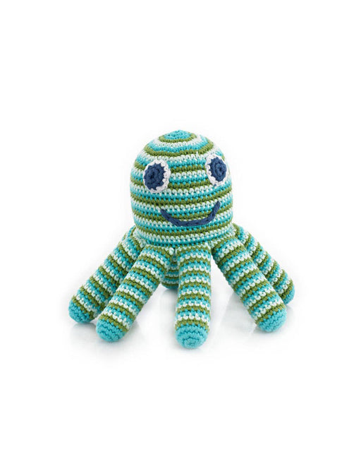 Octopus Rattle – Green
