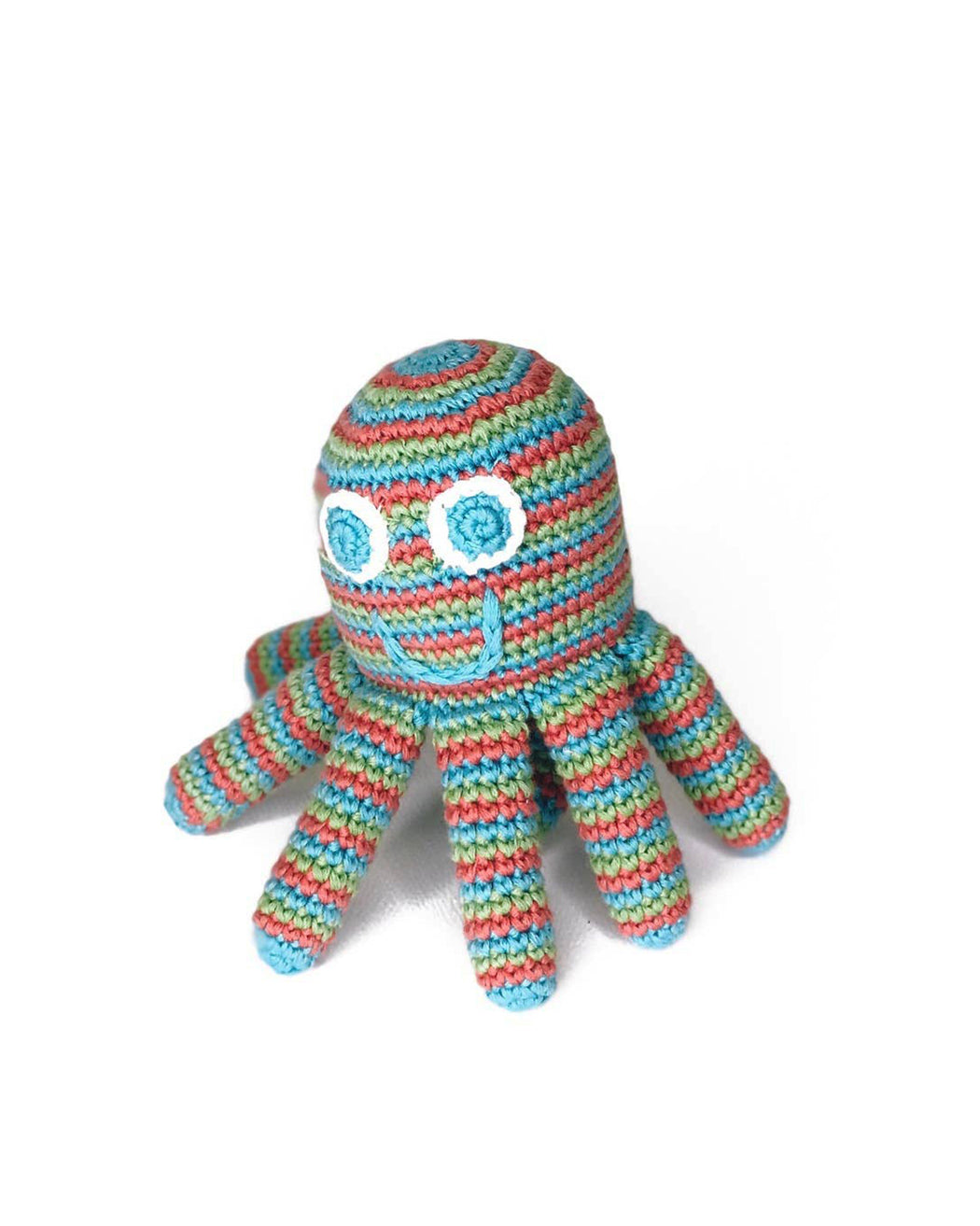 Octopus Rattle – Limited Edition