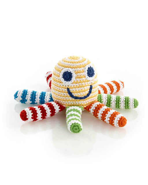 Octopus Rattle – Rainbow