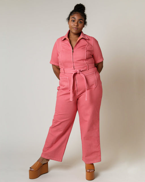 Rachel Antonoff:Sal Jumpsuit,dusty pink / 2 - extra-small