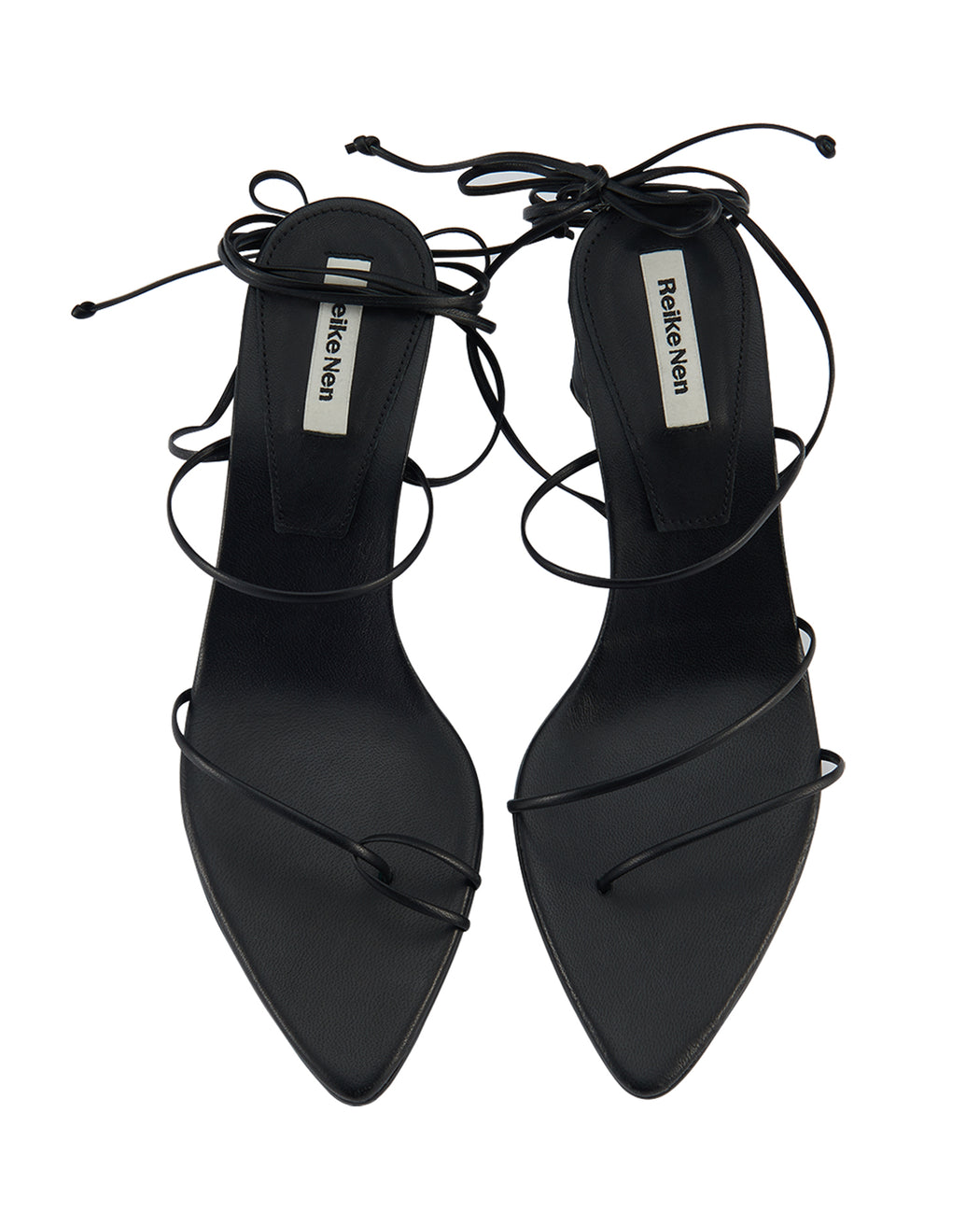 Reike Nen:Odd Pair Sandals – Black,ANOMIE