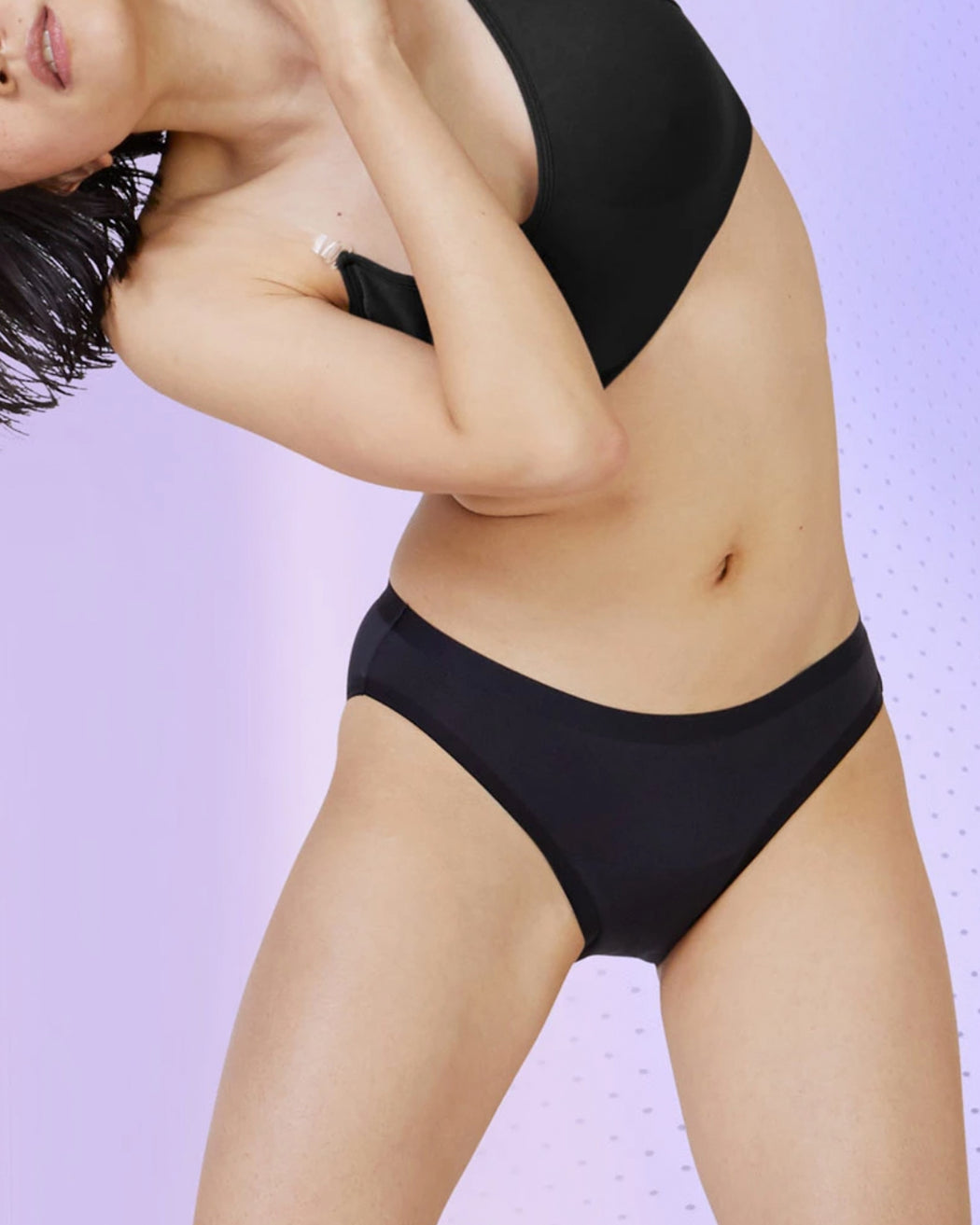 THINX:Period-Proof Underwear – Bikini Air,ANOMIE