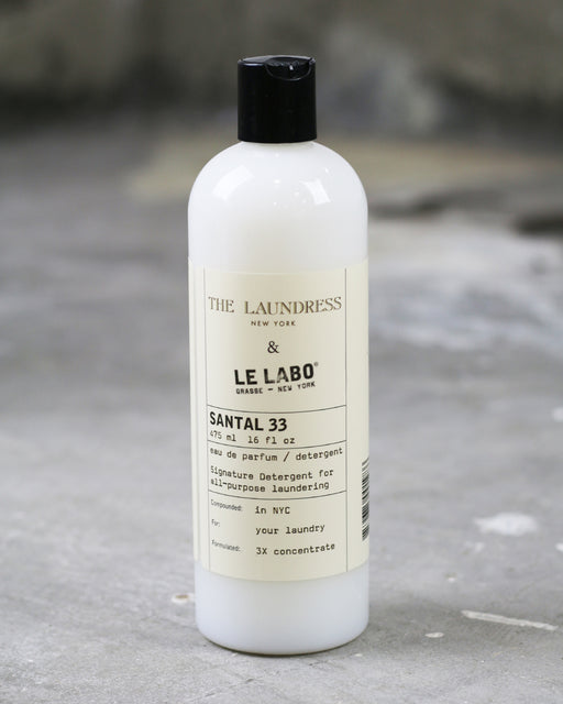 The Laundress:Le Labo Santal 33 Signature Detergent,ANOMIE