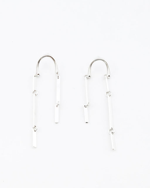 Another Feather:Cascade Earrings,ANOMIE