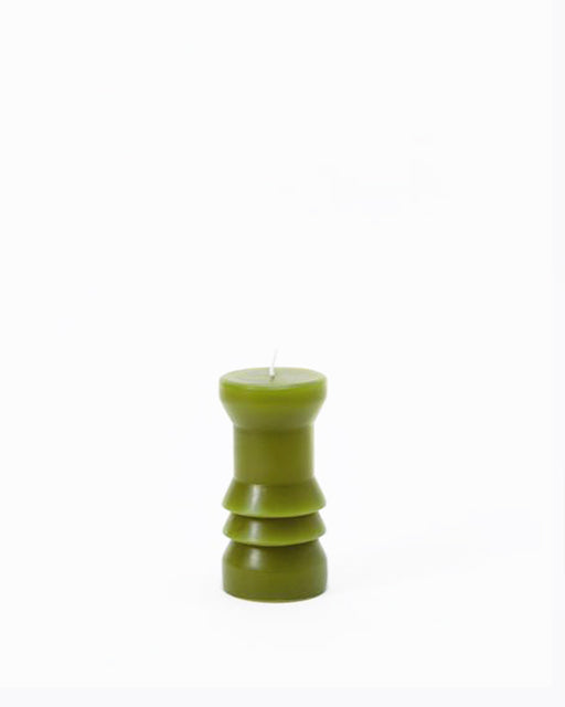 Totem Candle – Moss