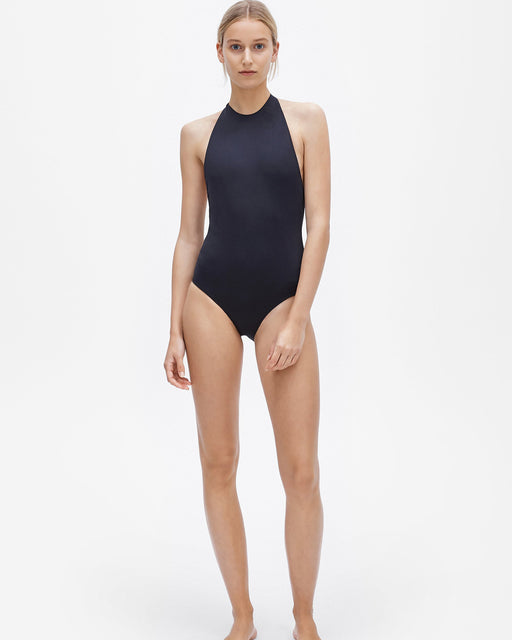 Jean One Piece – Coal Black
