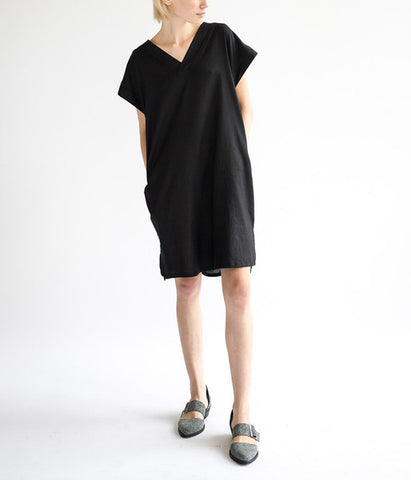 ilse shift dress // linen