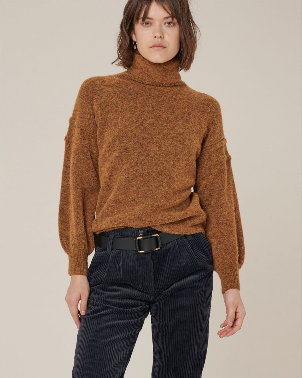 Sessùn:Zadora Sweater – Mapple,ANOMIE