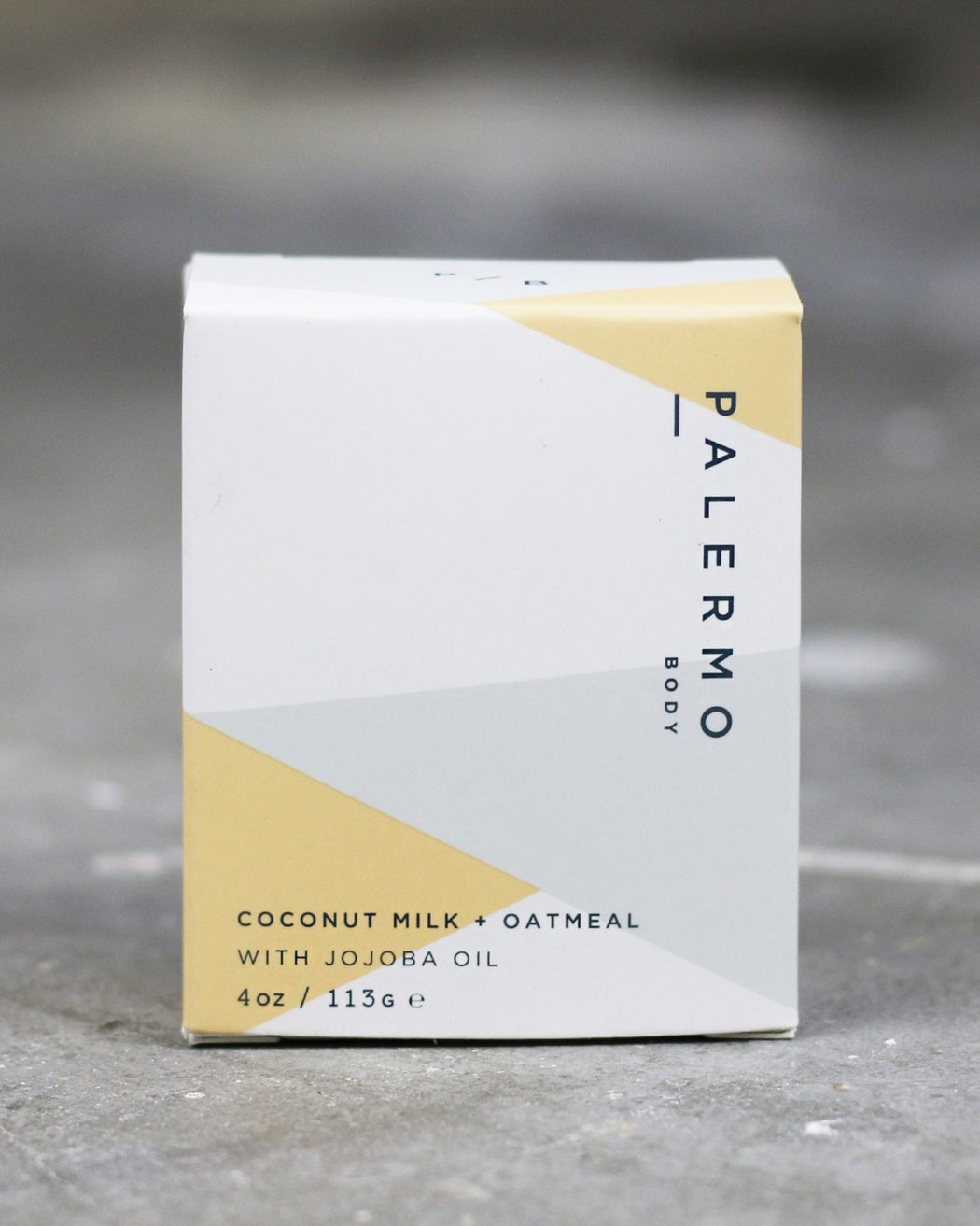 Palermo Body:Coconut Milk + Oatmeal + Jojoba Oil – Soap,ANOMIE
