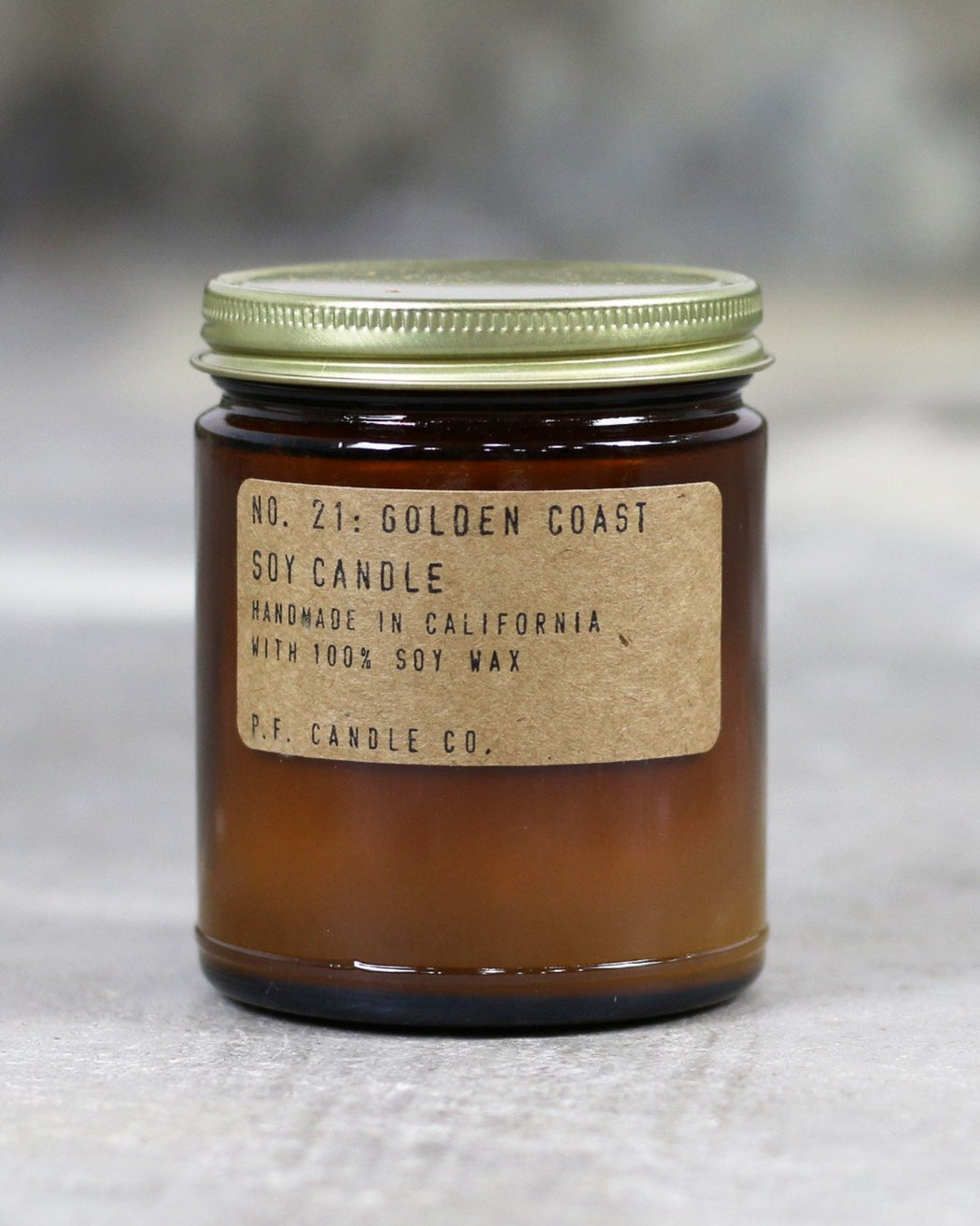 P.F. Candle Co.:Golden Coast – Candle,ANOMIE