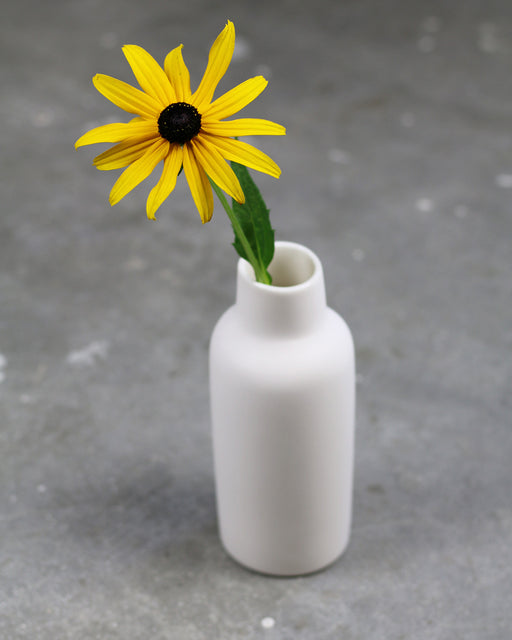 The Granite:Bottle Vase – Solid,ANOMIE