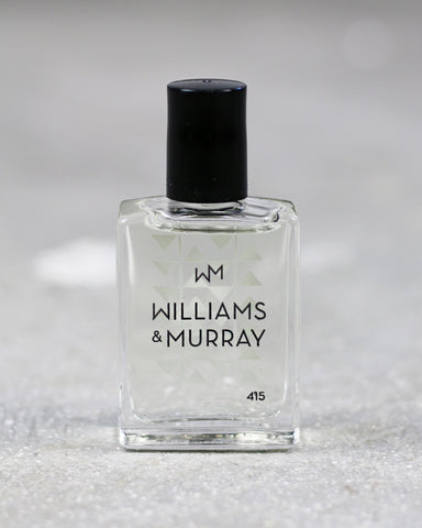 415 perfume oil by williams & murray