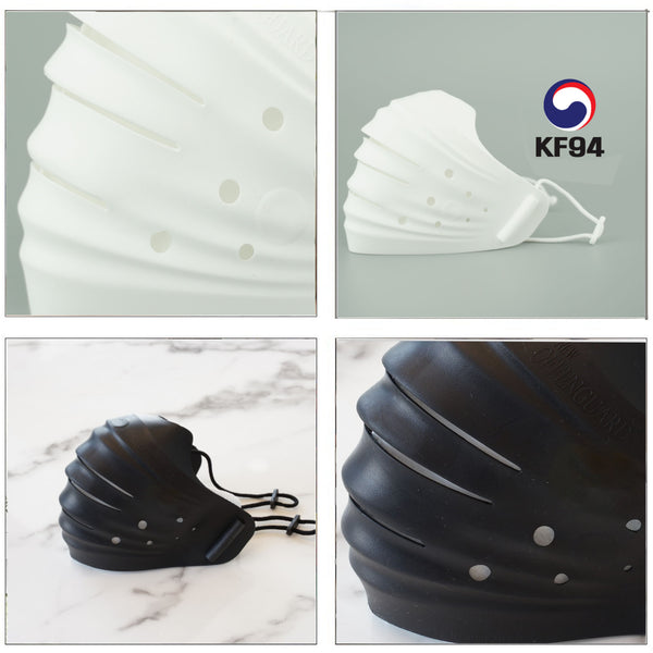 Offen-Guard KF94 Face Mask With 3 Filtters