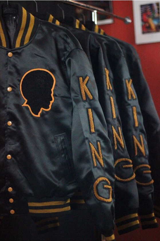 Black King Tribute Jacket