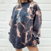 Printed casual basic long sleeve Sweatshirt