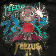 Black bear yeezus Hooded Sweater