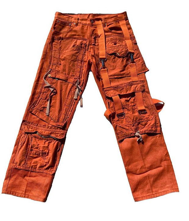 Pocket design fashion cargo pant