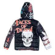 FACES OF DEATH jacket