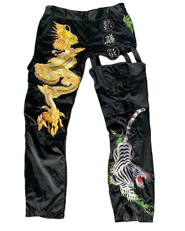 Good fortune heat pant