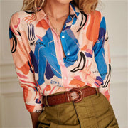 Multi color pierro shirt
