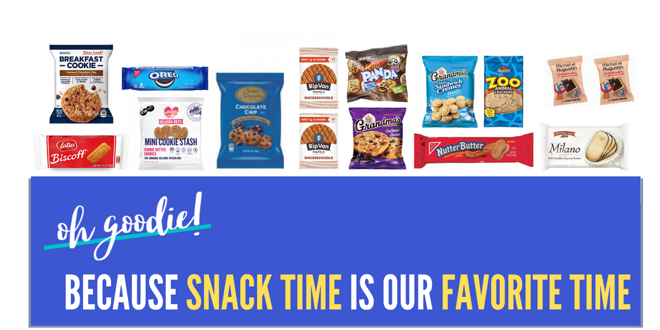 Oh Goodie! Cookie Snack Box Subscription