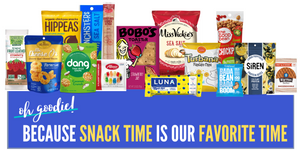 15 Count Oh Goodie! Snack Box Subscription Service