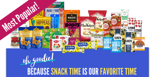 30 Count Oh Goodie! Snack Subscription Box
